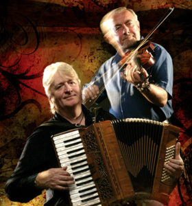 Aly Bain and Phil Cunningham @ Universal Hall, Findhorn