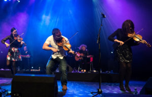 Blazin' Fiddles! @ Universal Hall, Findhorn